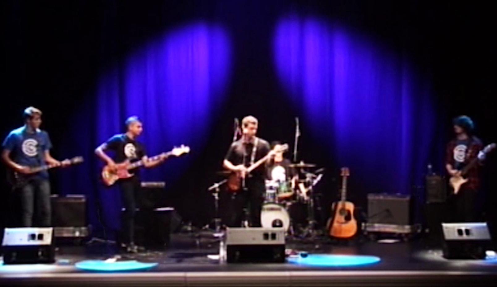 Harrison Ivaz Band Spain 2015-1